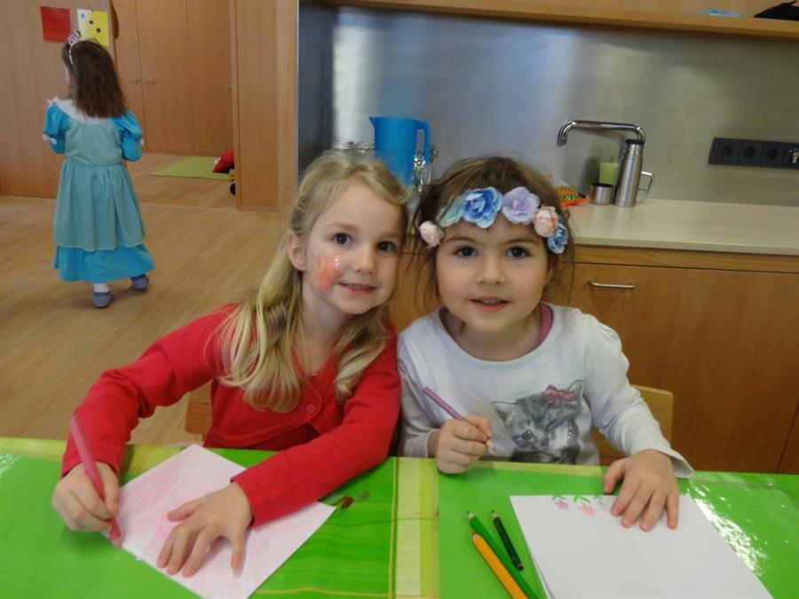 Fasching Im Kindergarten Doren Ris Kommunal Startseite Doren